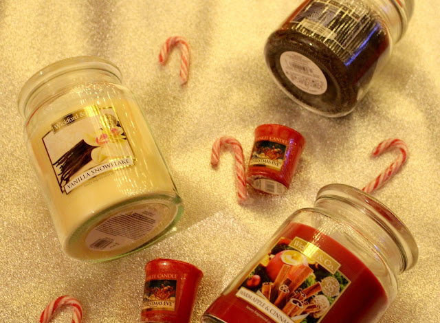 christmas candle, yankee candles, wickford & co, candles