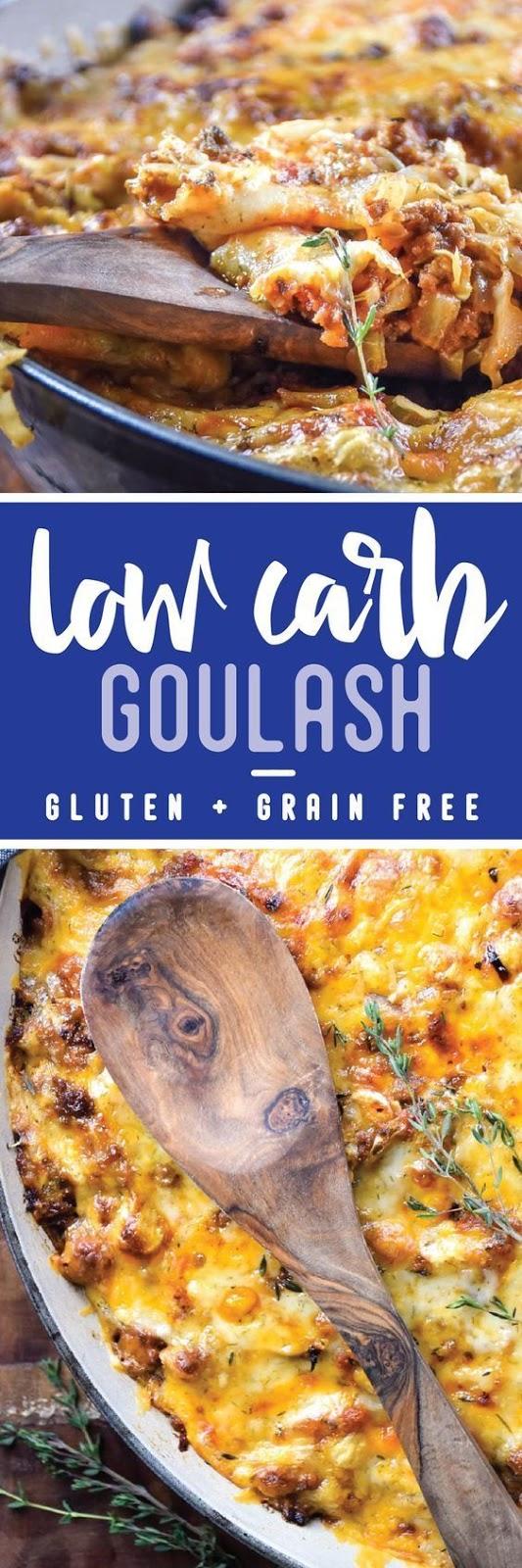 LOW CARB GOULASH