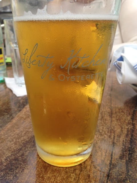 Patty and David Said...: Liberty Kitchen Oysterette Happy Hour
