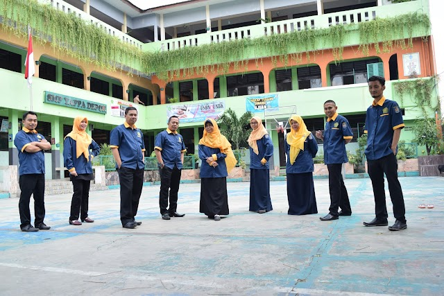 Panitia Pelaksana UNBK 2019 SMP YAPPA Depok