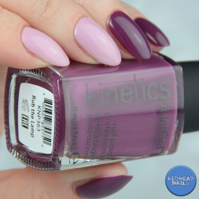 swatch Kinetics Rub the lamp