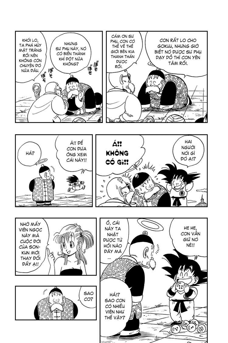 Dragon Ball chap 108 trang 9