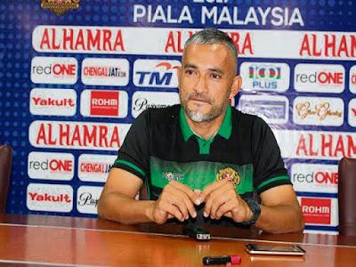 Sathit Bensoh Sah Menjadi Jurulatih Baharu Kelantan