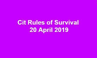 Link Download File Cheats Rules of Survival 20 April 2019