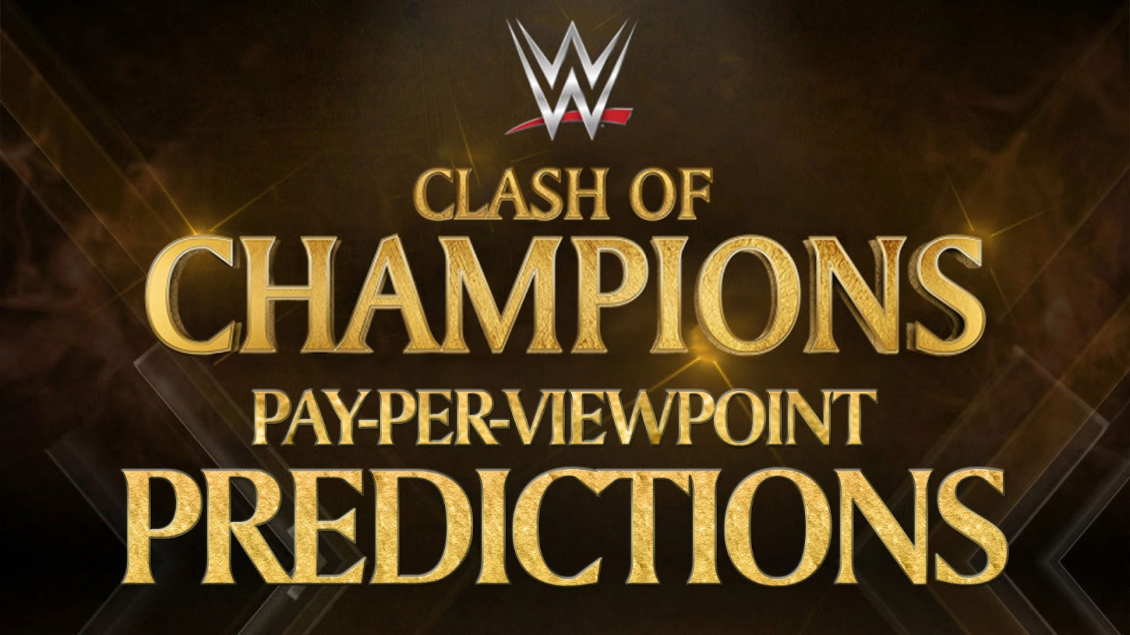 WWE Clash of Champions 2016 spoilers podcast