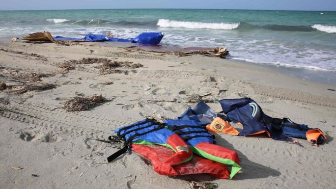 Migrant crisis: Dozens feared drowned off Libya coast