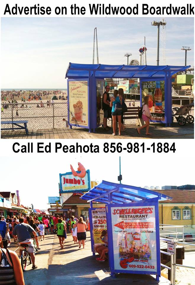 Advertise on the Boardwalk!