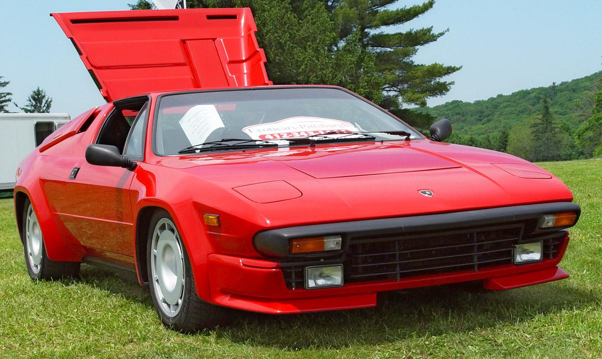 Dream Fantasy Cars Lamborghini Jalpa