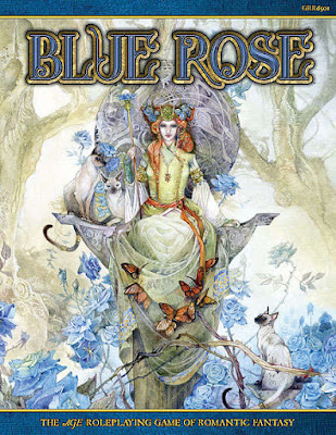 The Other Side blog: Review: Blue Rose 2nd Edition, Part 1