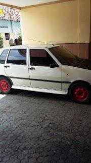 Dijual Fiat UNO Tahun 93 Lokasi Madiun