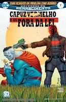 DC Renascimento: Capuz Vermelho e os Foras da Lei #7