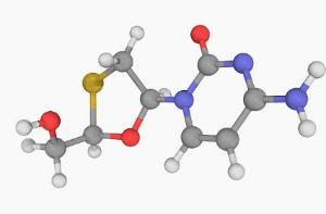 Lamivudine 3D structure