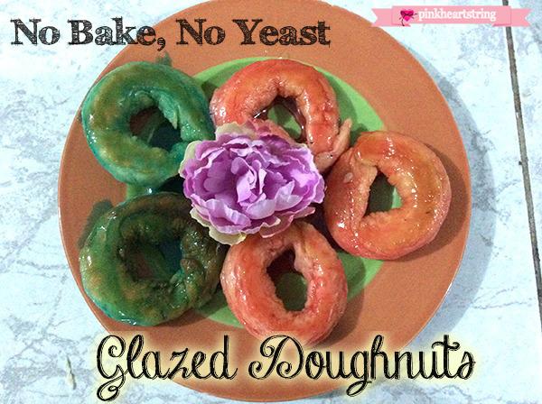 No bake doughnuts