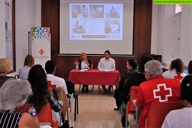 Cruz Roja agradece el apoyo de sus más de 6.700 personas voluntarias en la provincia tinerfeña