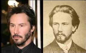 Keanu Reeves a Time-Travelling Immortal