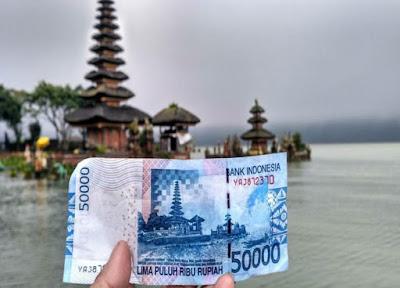 Ekspedisi Mata Uang Indonesia