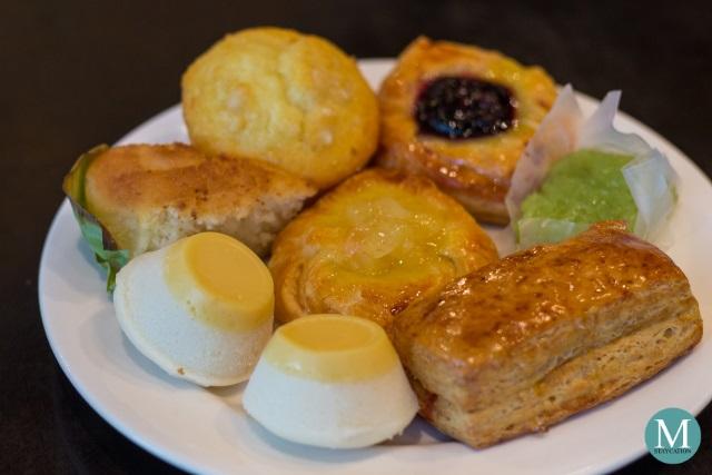 pastries Breakfast Buffet at New World Makati Hotel