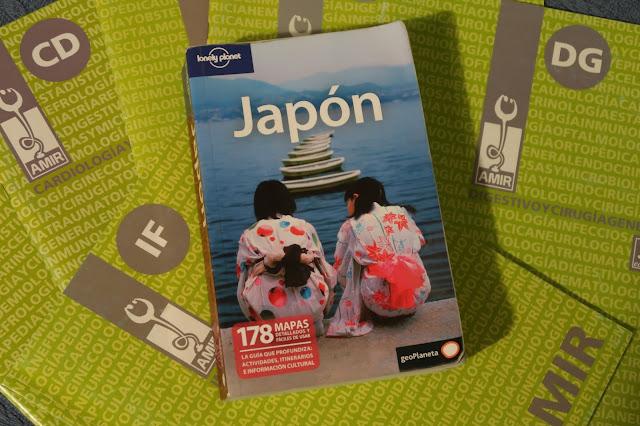 Guía de Japón sobre cuadernillos MIR
