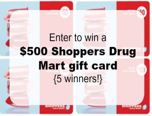 Shoppers Drug Mart Love Your Pharmacist Contest