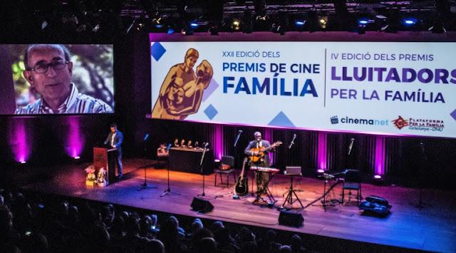 Gala de la 22ª edición de los premios de cine Familia