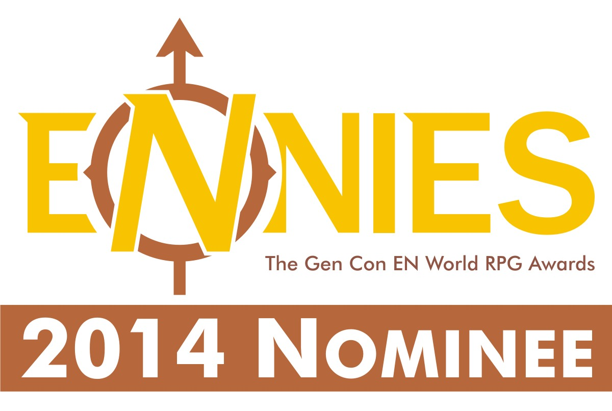 2014 ENnies Nominee