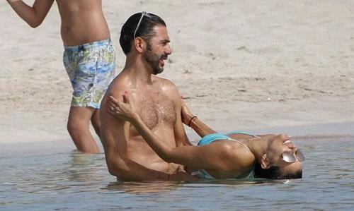 Eva Longoria, Ibiza 2
