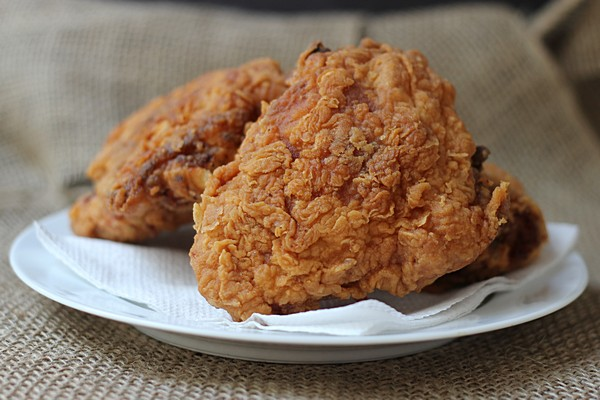 Cookistry Pressure Fried Chicken