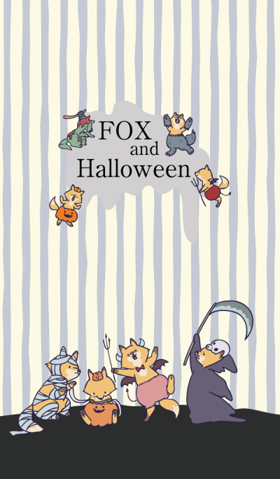 FOX and halloween