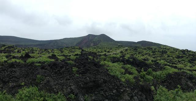 Mount Mihara Izu Oshima