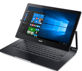 Acer Aspire R13 R7-372T Convertible Drivers Download For Windows 10 (64bit)