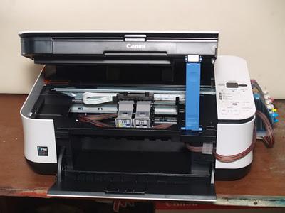 Error code on canon MP145, MP150, MP160 printer - Reset Printer