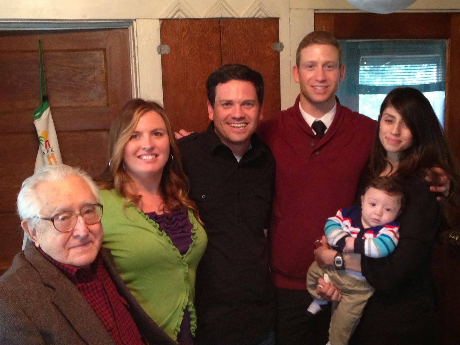 family smiling, farm, illinois
