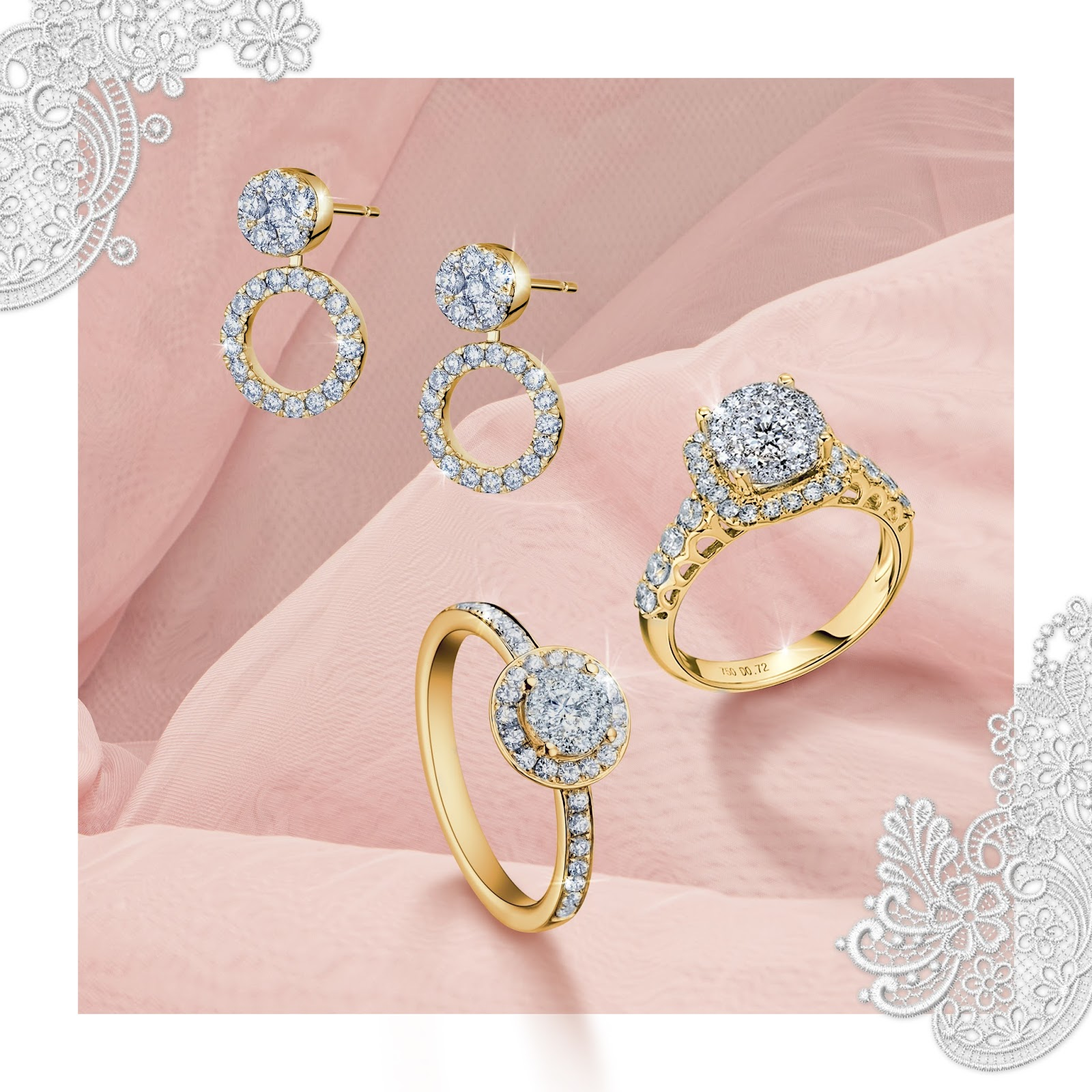 This is E-Life: Be a brilliantly shining bride with MyDiamond