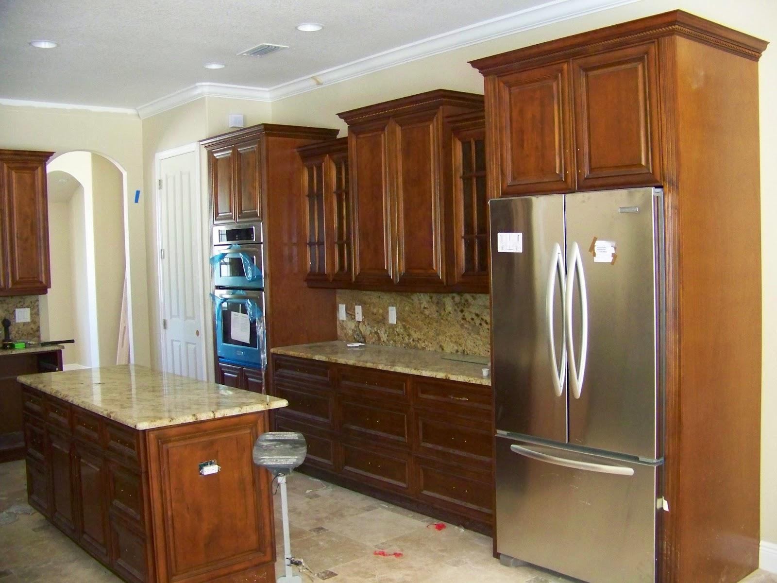 Kitchen Cabinets & Granite: Wood Cabinets vs Particle board