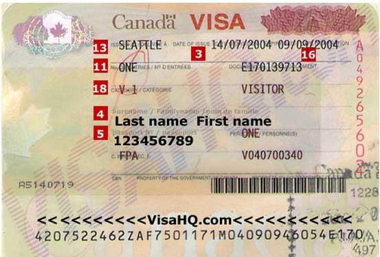 ماذا تفعل تريد السفر كندا