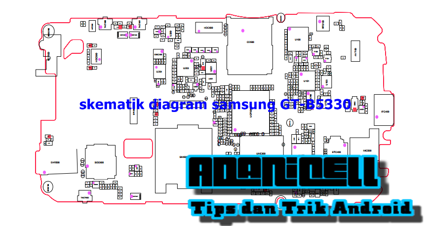 Download Skematik    Diagram    Samsung GTB5330   ADANI CELL