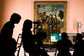 Digitalización obras de Arte.