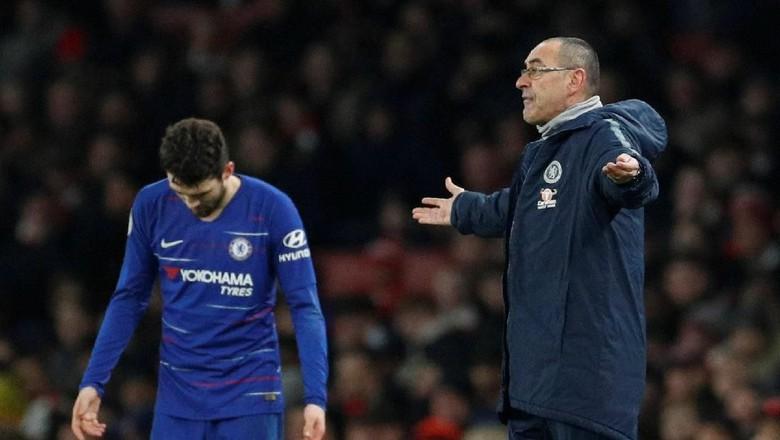 3 Sebab Chelsea Wajib Secepatnya Pecat Maurizio Sarri
