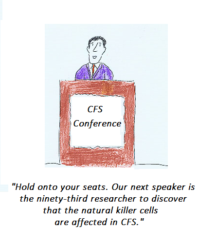cartoon, cfs, natural killer cells, nih, cdc