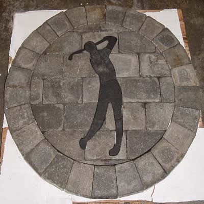 Custom Stoneworks Amp Design Inc Newer Paver Art Items We