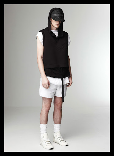 Denis Gagnon Spring/Summer 2013 [Men/Women]