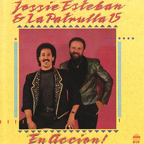 discografia completa de jossie esteban y la patrulla 15