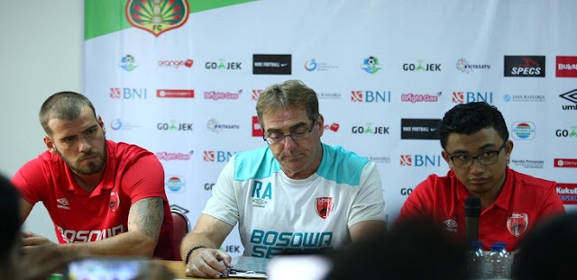 Soal Match-Fixing, Pelatih PSM: Kalau Anda Ingin Bukti, Saya Punya!