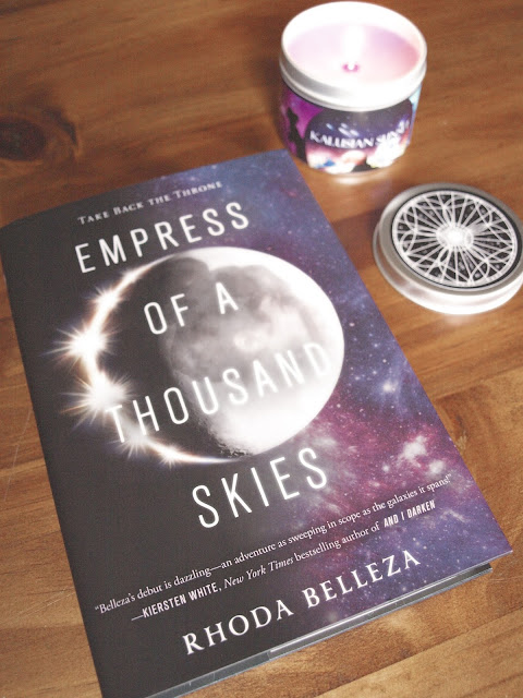 Read A Book - Empress Of A Thousand Skies