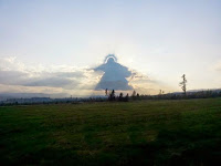 Sosok Seperti Malaikat Muncul Di Gerlachov