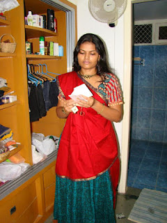 Hot Indian Housewife