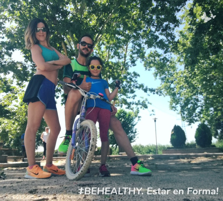28.09.2017 #BEHEALTHY. Estar en forma!