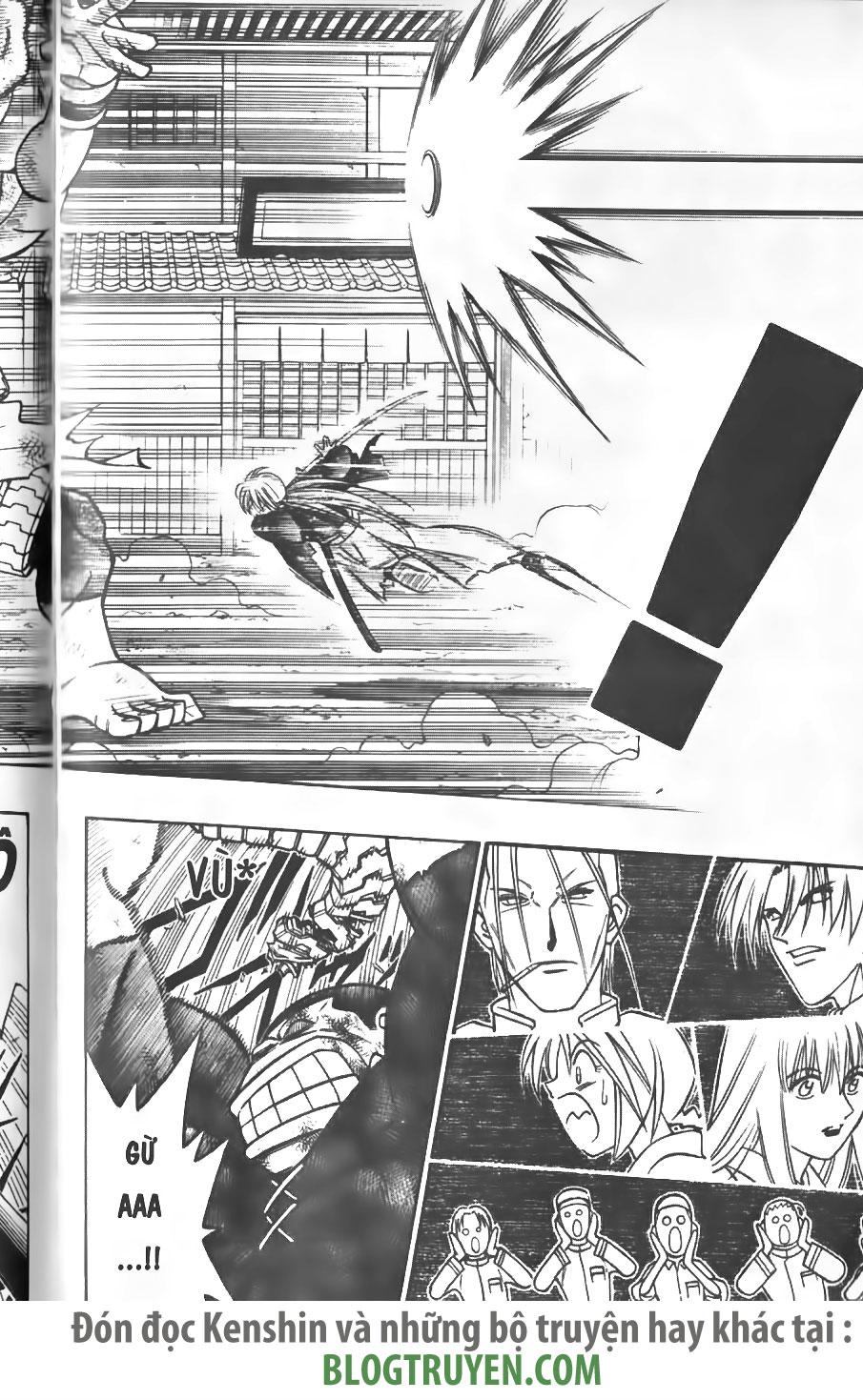 Rurouni Kenshin chap 226 trang 8
