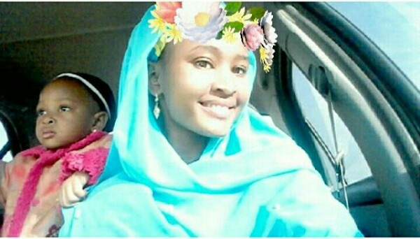 Photos: Beautiful 300L student of Sokoto State University and her baby sister killed in accident on their way to Kebbi State
