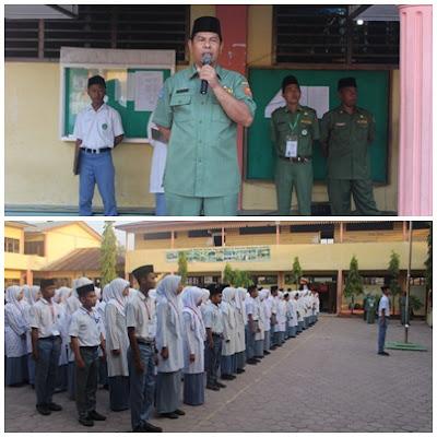 Kemenag Tanjungbalai Membuka UAMBN Pada MAN Tanjungbalai